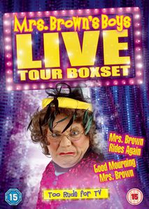 Mrs Brown's Boys Live Tour Boxset
