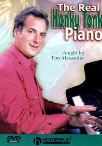 The Real Honky Tonk Piano [Instructional]