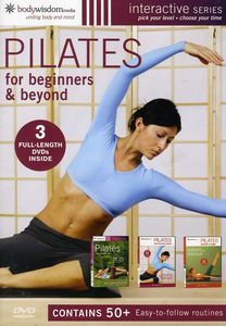 Pilates For Beginners and Beyond