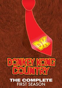 Donkey Kong Country: The Complete First Season