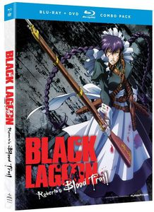 Black Lagoon: Roberta's Blood Trail Ova