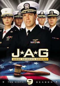 JAG: The Ninth Season [Widescreen] [5 Discs] [Slim Pack] [Slipcase]