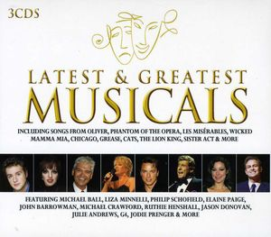 Latest & Greatest Musicals /  O.C.R. [Import]