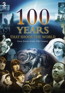 100 Years That Shook The World [Thinpak/ Slipcase Packaging