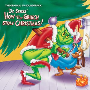 Dr Seuss How the Grinch Stole Christmas /  O.S.T.