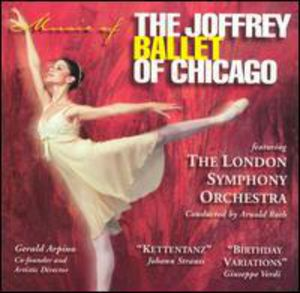Music of the Joffrey Ballet of Chicago