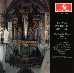Complete Organ Works 5