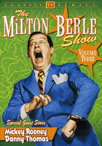 The Milton Berle Show: Volume 3