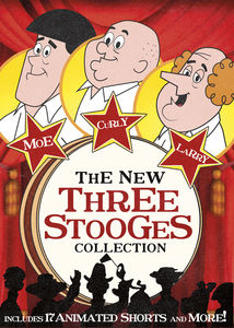 The New Three Stooges Collection
