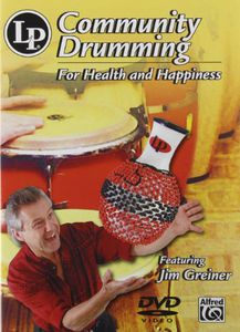 Community Drumming For Health & Happiness [Instructional]