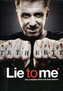 Lie To Me: Season 3 [Widescreen] [4 Discs]