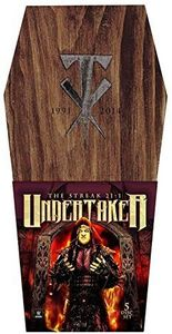 Wwe: Undertaker the Streak 21-1 Coffin Box Set