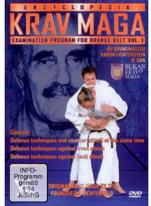 Vol. 1-Krav Maga Encyclopedia Examination Program