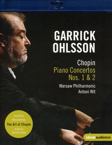 Garrick Ohlsson Plays Chopin: Art of Chopin