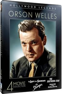 Hollywood Legends: Orson Welles