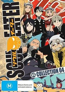 Soul Eater Collection 4