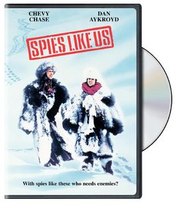 Spies Like Us [Full Frame] [Repackaged] [Eco Amaray]