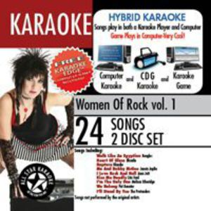Karaoke: Women Of Rock