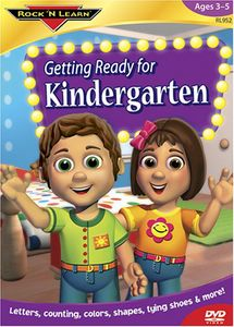 Rock N Learn: Getting Ready for Kindergarten