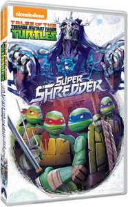 Tales of the Teenage Mutant Ninja Turtles Super Shredder