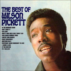 Best of Wilson Pickett