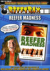 Rifftrax: Reefer Madness [Fullscreen]