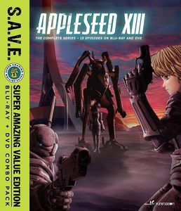 Appleseed XIII: The Complete Series - S.A.V.E.