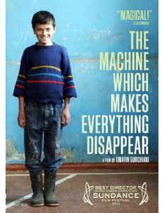 Machine Which Makes Everything Disappear