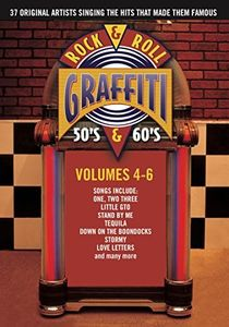 rock & roll graffiti vols 4-6