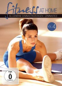 Fitness At Home, Vol. 4: Gymnastics