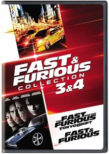 Fast And Furious Collection: 3 And 4