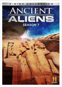 Ancient Aliens: Season 7 Volume 1