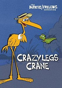 Crazylegs Crane (16 Cartoons)