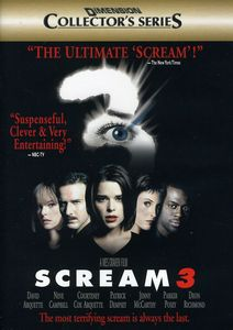 Scream 3 [Collectors Series] [WS]