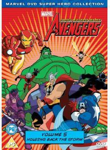 Vol. 5-Avengers-Earth's Mightiest Heroes