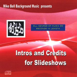 Intros & Credits for Slideshows