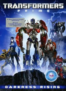 Transformers Prime: Darkness Rising [Full Frame]