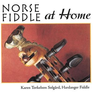 Norse Fiddle at Home