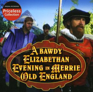 A Bawdy Elizabethan Evening In Merry Old England