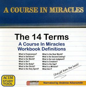 Course in Miracles Definitions: 14 Terms