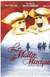 Music Teacher /  Le de Maitre Musique (1989) [Import]