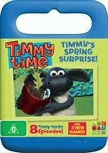 Timmy's Spring Surprise (Handle Box)