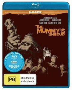 Hammer Horror-The Mummy's Shroud [Import]