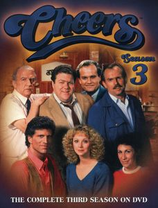 Cheers: The Complete Third Season