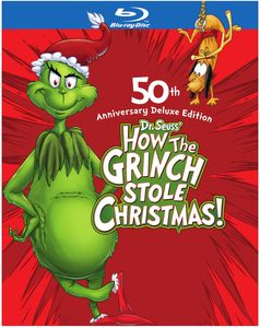 How The Grinch Stole Christmas [1966] [Standard] [Deluxe Edition] [Remastered] [O-Sleeve] [Digital Copy]