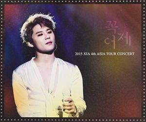2015 Xia 4th Asia Tour Concert In [Import]