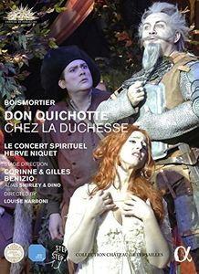 Boismortier: Don Quixote at the Duchess