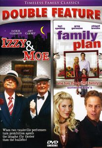 Izzy & Moe/ Family Plan Double Feature