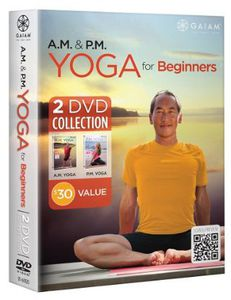 A.M. & P.M. Yoga For Beginners Collection