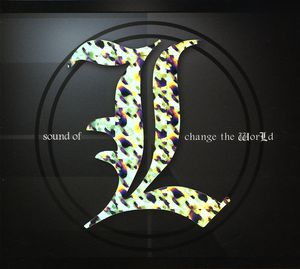 Sound of L Change the World (Original Soundtrack) [Import]